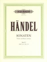 Handel George Friederich - Sonatas Vol.1 - Violin And Piano