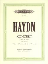 Haydn Joseph - Concerto No.2 In G Hob.viia/4 - Violin And Piano