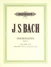 Bach Johann Sebastian - Trio Sonatas Vol.2 - Flute(s) And Other Instruments