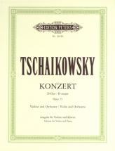 Tchaikovsky Pyotr Ilyich - Sérénade Mélancolique Op.26 - Violin And Piano