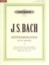 Bach J.s. - Flute Sonatas Vol.1 Bwv1030-1032 - Flute