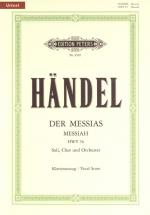 Handel George Friederich - Messiah - Mixed Choir (par 10 Minimum)