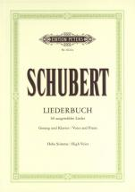 Schubert Franz - Liederbuch - Voice And Piano (par 10 Minimum)