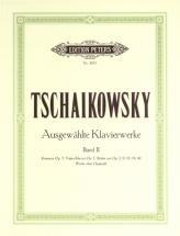 Tchaikovsky Pyotr Ilyich - Selected Piano Works Vol.2 - Piano