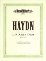 Haydn Joseph - 3 London Trios Hob.iv/1-3 - Flute(s) And Other Instruments