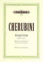 Cherubini Luigi - Requiem In D Minor - Mixed Choir (par 10 Minimum)
