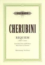 Cherubini Luigi - Requiem In C Minor - Mixed Choir (par 10 Minimum)