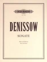 Denissov Edison - Sonata - Flute And Piano