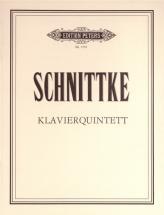 Schnittke Alfred - Piano Quintet - Piano Quintets