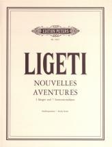 Ligeti Gyorgy - Nouvelles Aventures - Orchestra