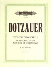 Dotzauer Friedrich - Violoncello Tutor Vol.1 - Cello