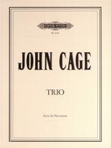 Cage John - Trio - Percussion