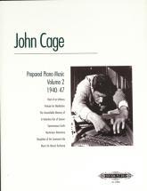 Cage John - Prepared Piano Music Vol.2
