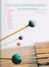 Intermediate Masterworks For Marimba Solo Vol. 2