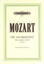 Mozart Wolfgang Amadeus - The Magic Flute/die Zauberflöte - Voice And Piano (par 10 Minimum)