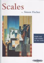 Fischer S. - Scales And Scale Studies - Violon