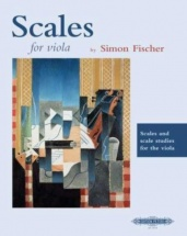 Fischer S. - Scales And Scale Studies - Alto