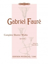 Faure G. - Anthology Of Selected Pieces - Violoncelle Et Piano