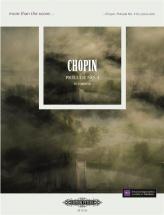 Chopin Frederic - Prelude N°4 - Piano