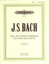 Bach Johann Sebastian - Jesu, Joy Of Man