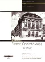 French Operatic Arias For Tenor  - 19th Century Repertoire - Voice And Piano (par 10 Minimum)