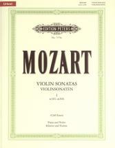 Mozart W.a. - Violin Sonatas Vol.1 K301-306 - Violin And Piano