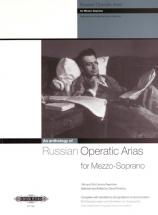 Russian Operatic Arias - Mezzo/alto And Pian0