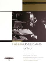 Russian Operatic Arias For Tenor 19th And 20th Century Repertoire - Voice And Piano (par 10 Minimum)