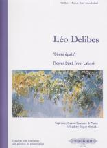 Delibes Leo - Duo Des Fleurs De Lakme - Chant (par 10 Minimum)
