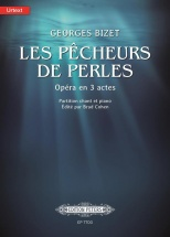 Bizet Georges - Les Pecheurs De Perles - Chant and Piano