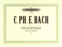 Bach Carl Philipp Emanuel - Selected Works Vol.2: - Organ
