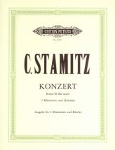 Stamitz Carl - Concerto In B Flat - Clarinet Ensemble
