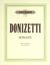 Donizetti Gaetano - Flute Sonata In C