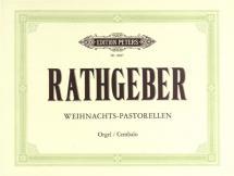 Rathgeber Johann Valentin - 10 Christmas Pastorales - Organ