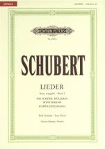 Schubert Franz - Songs Vol 1 - Voice And Piano (par 10 Minimum)
