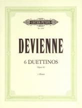 Devienne François - 6 Duettinos Op.82 - Flute Ensemble