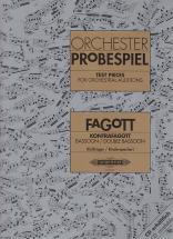 Traits D'orchestre - Basson
