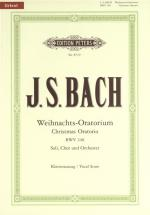 Bach Johann Sebastian - Christmas Oratorio Bwv 248 - Mixed Choir (par 10 Minimum)