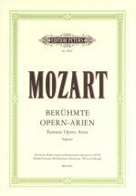 Mozart Wolfgang Amadeus - Opera Arias - Soprano