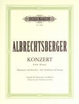 Albrechtsberger Johann Georg - Concerto - Trombone And Piano