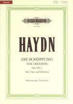 Haydn Joseph - The Creation - Mixed Choir (par 10 Minimum)