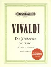 Vivaldi Antonio - The Four Seasons Op.8 No.1 In E