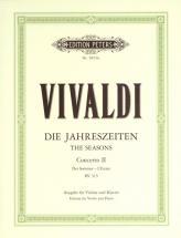 Vivaldi Antonio - The Four Seasons Op.8 No.2 In G Minor