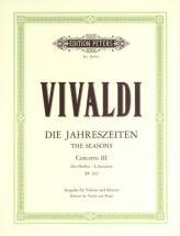 Vivaldi Antonio - The Four Seasons Op.8 No.3 In F