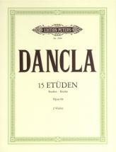 Dancla Charles - 15 Studies Op.68 For 2 Violas - Viola Ensemble