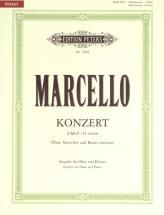Marcello Alessandro - Oboe Concerto In D Minor - Oboe And Piano