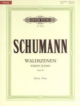 Schumann Robert - Waldszenen Op.82 - Piano