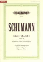 Schumann Robert - Dichterliebe Op.48 - Voice And Piano (par 10 Minimum)