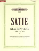 Satie Eric - Piano Works Vol.1 - Piano