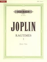 Joplin Scott - Ragtimes Vol.1 - Piano